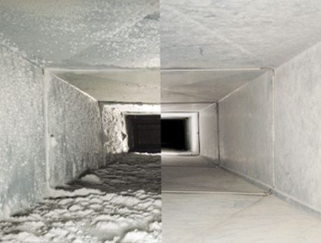 A/C Duct Cleaning